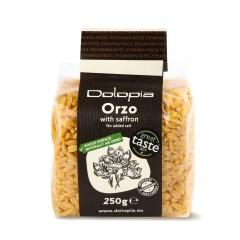 Kritharaki (orzo) vegan...