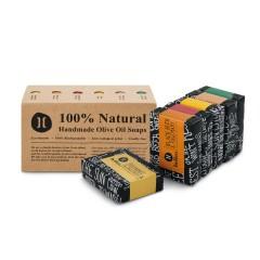 Mini soaps gift box 6x30g