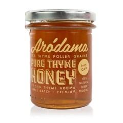 Miel de Thym de Crète Arodama - pot de 250g, vue de face
