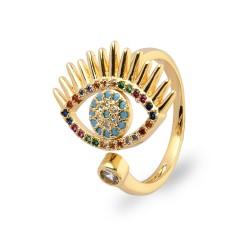 Χρυσαφί Δαχτυλίδι Ματάκι