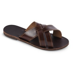 "Leather sandals ""Zeus"""