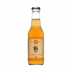 Gentlemen's Soda à la bergamote et mandarine 200ml Three Cents vue de face