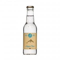 Aegean Tonic with cucumber 200ml THREE CENTS front view