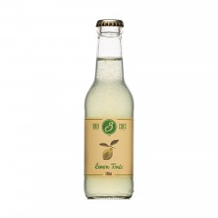 "Tonic au citron ""Lemon Tonic"" 200ml Three Cents vue de face"