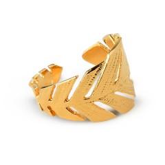 Chevalier Ring Tilos gold...