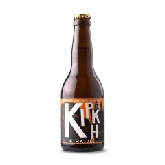 Kirki greek craft beer Pale Ale 330ml front view