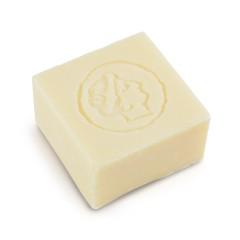 Savon à l'huile d'olive pure, parfum lavande 150g LESVOS GOLD, vue de savon