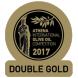 Extra partheno elaiolado poikilia Koroneiki 500ml 3922 AIOOC 2017 diplo xruso