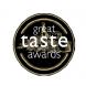 Kritharaki me katsikisio gala 500g Dolopia logo great taste awards