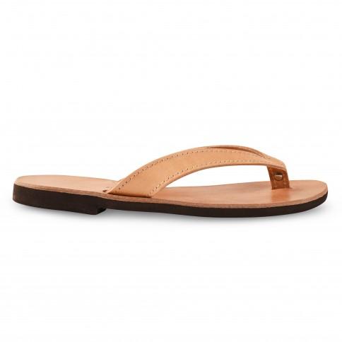 Dermatina Sandalia Estia GSP Sandals plaini opsi