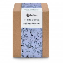 Room fragrance Relaxing & Sensual Helleo Soap box