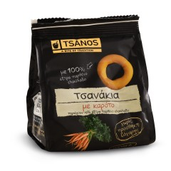 Tsanakia with carrot 60g