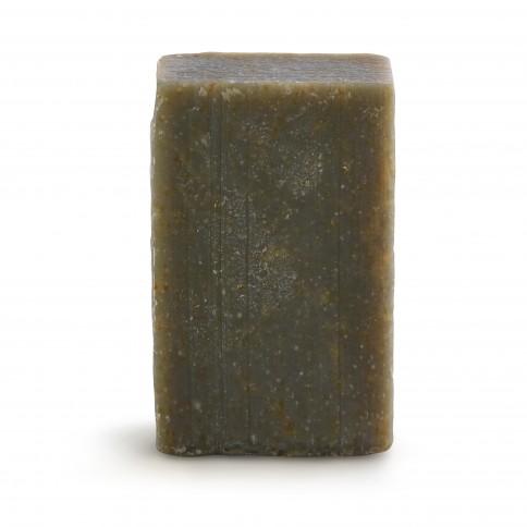 Savon à l'huile d'olive, charbon, concombre et yaourt Yea 120g Ya Su savon vu de face