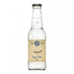 Artisanal Dry Tonic 200ml THREE CENTS front view