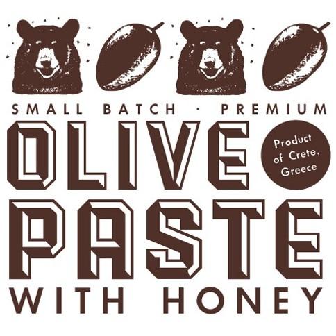 Tapenade au miel premium produite par la famille Mamidaki en Crète