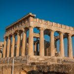 Afaia Temple on Aegina island