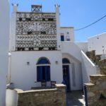 Un pigeonier au village de Volax sur l'île de Tinos