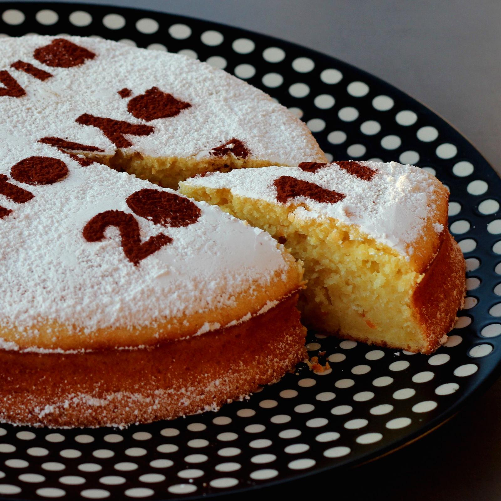 Vassilopita, dessert for the New Year