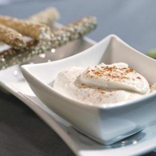 Dips de yaourt grec
