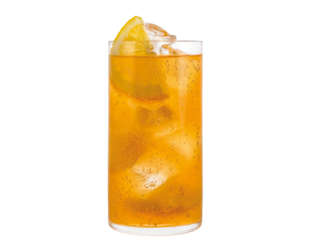 Citrus Smash Cocktail