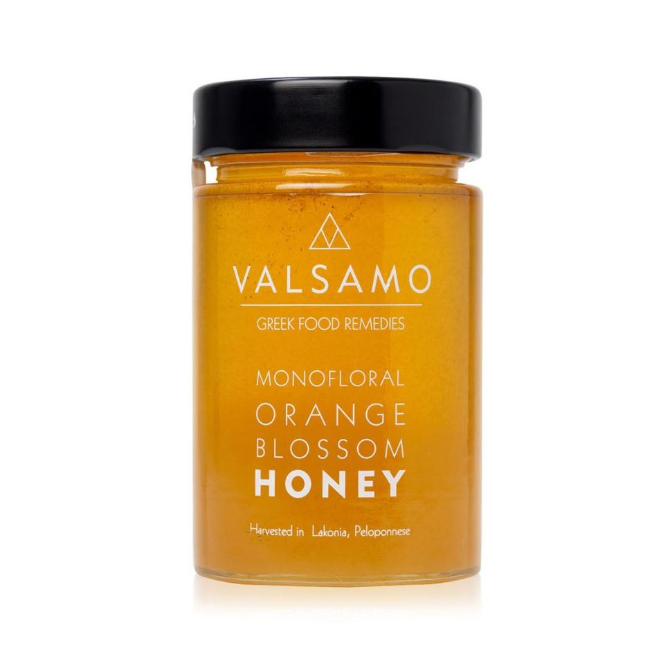 Miel grec à la fleur d'oranger Valsamo