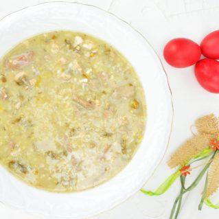 Magiritsa, the classical recipe
