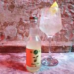 Wine Spritzer avec Lemon Tonic Three Cents