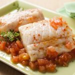 Psari sto fourno or Baked fish