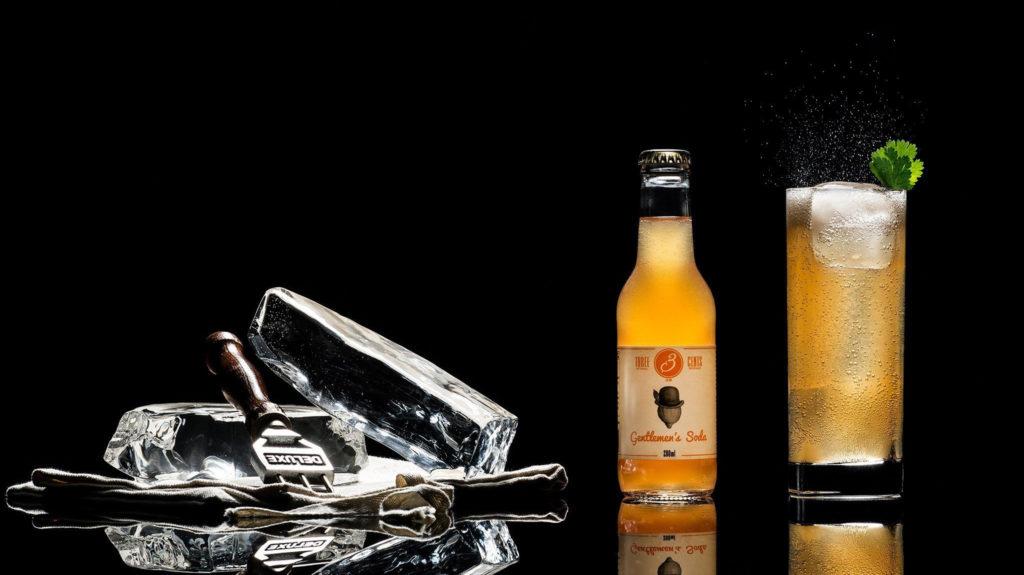 cocktail Sir Collins Bergamote