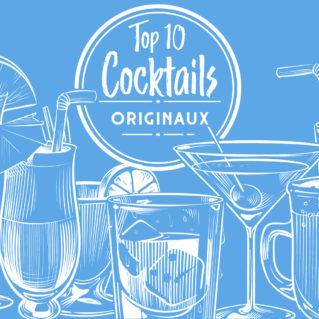 Top 10 des cocktails faciles à préparer à la maison !