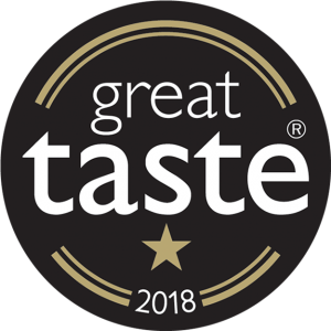 1* Great Taste Awards 2018
